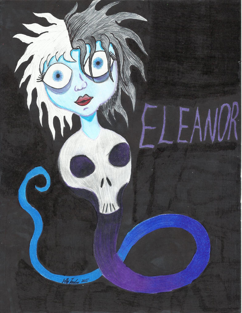 The Ghost of Eleanor by JeffreyTrudeau