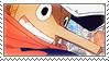 Kaku fan stamp by katthekat