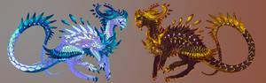 Gem Dragons AUCTION [CLOSED]