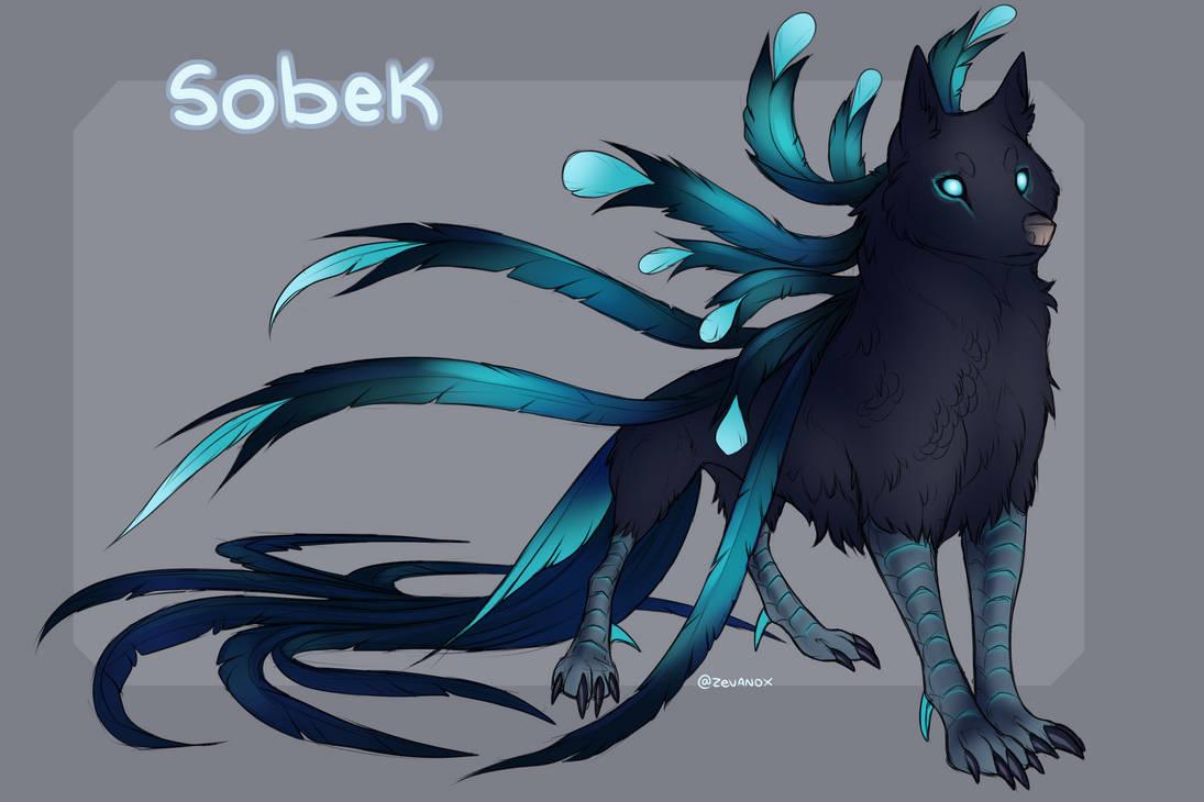 Sobek - [Flat colored Sketch Comm]