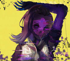 Sombra by frown0711