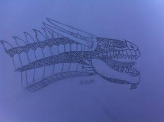 Dragon Head by three-day-horizon