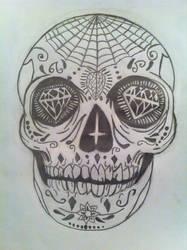 Skull by three-day-horizon