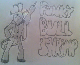 Funky Bull Shrimp by three-day-horizon