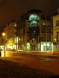 Louisenstrasse by DrunkenSandwich