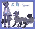 Kaison-Kun REF