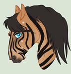 GHS' N1596 Eye Of The Tiger