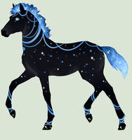 N6051 Padro Foal Design by zhalia-moon