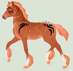 N6295 Padro Foal Design