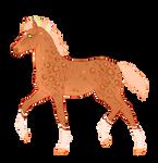 N6720 Padro Foal Design