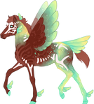 N7540 Padro Foal Design