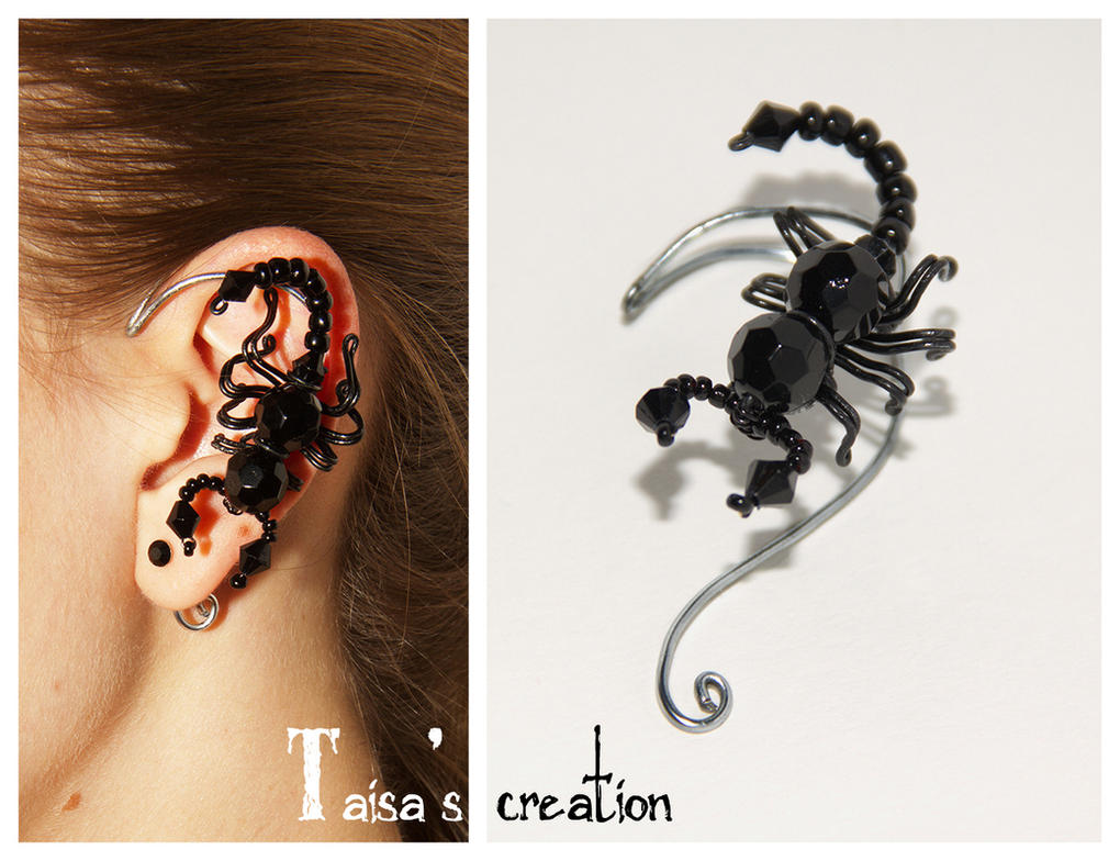 Скорпион бисера своими руками
