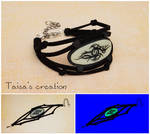 Tribal Tattoo Bracelet by Taisa-Winged
