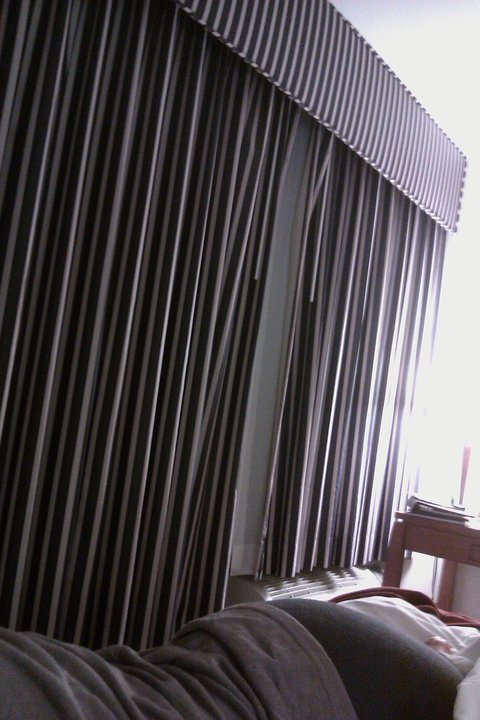 Curtain Stripes by loverlyone101