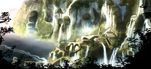 Rivendell by Alislinn