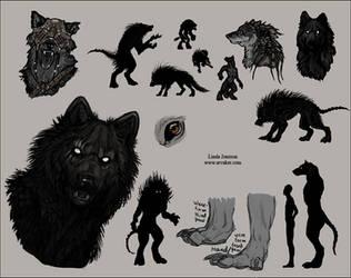 Werewolf by chipset