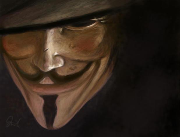V for Vendetta by chipset