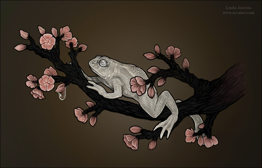 Ghost of Frog by chipset