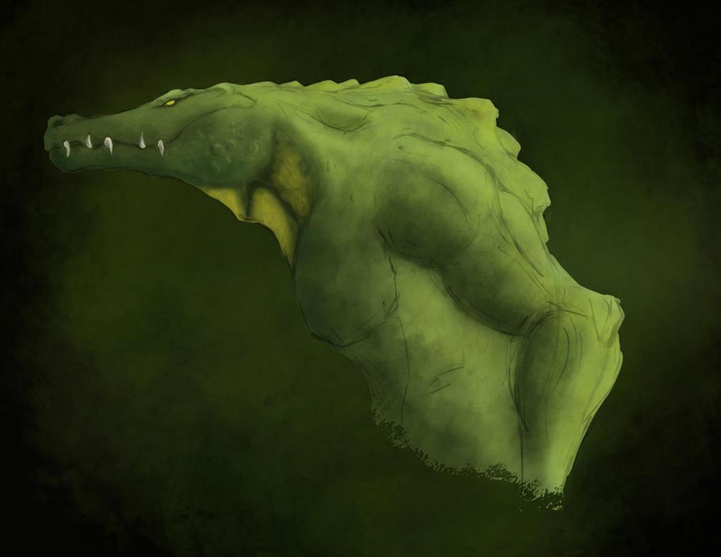 Anthropomorphic by SkullSch00l