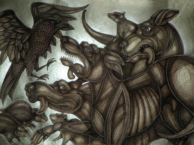 The Dogs of War by Velvet-Dragon