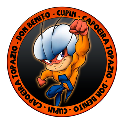 cupin the atom ant. by cupincapoera