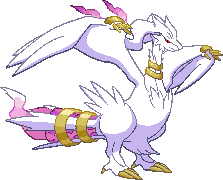 Shiny Reshiram Pixel Over by CyndersAlmondEyes