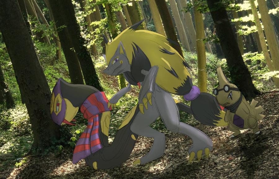 The King's Gambit by CyndersAlmondEyes
