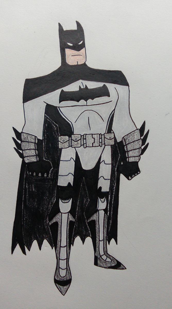 Batman by RULBigTalon
