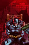 Batman Color test