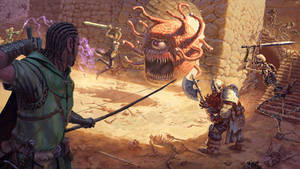 Beholder's battle