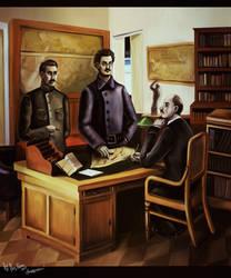 The heirs by Das-Leben
