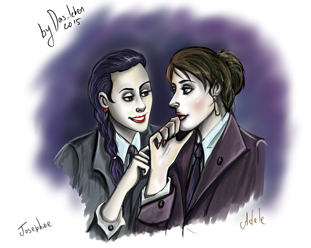 Fem Joseph Goebbels And Adolf Hitler By Das Leben On DeviantArt