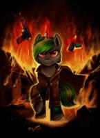 Fire For Ever by Das-Leben