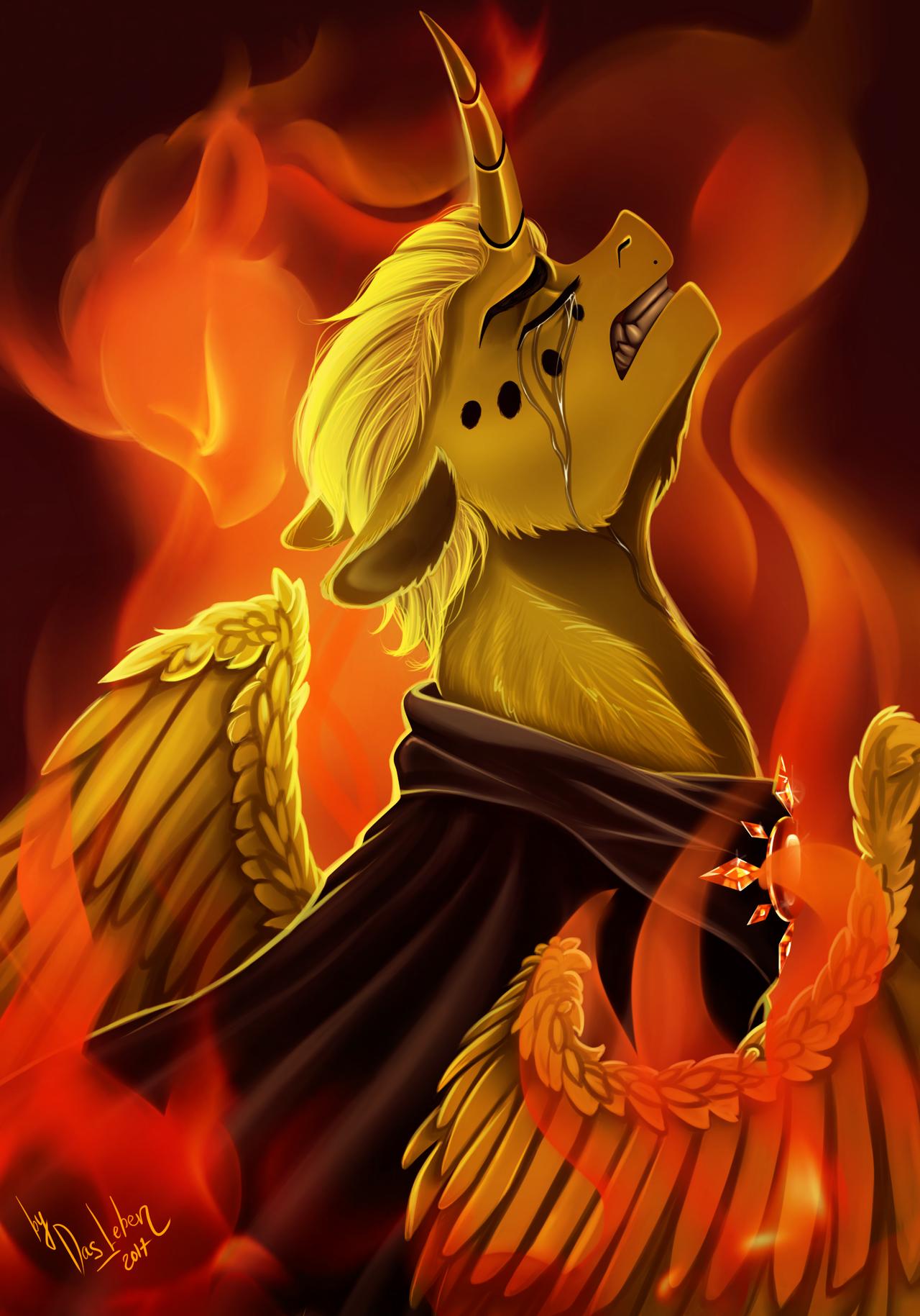 Hellfire by Das-Leben