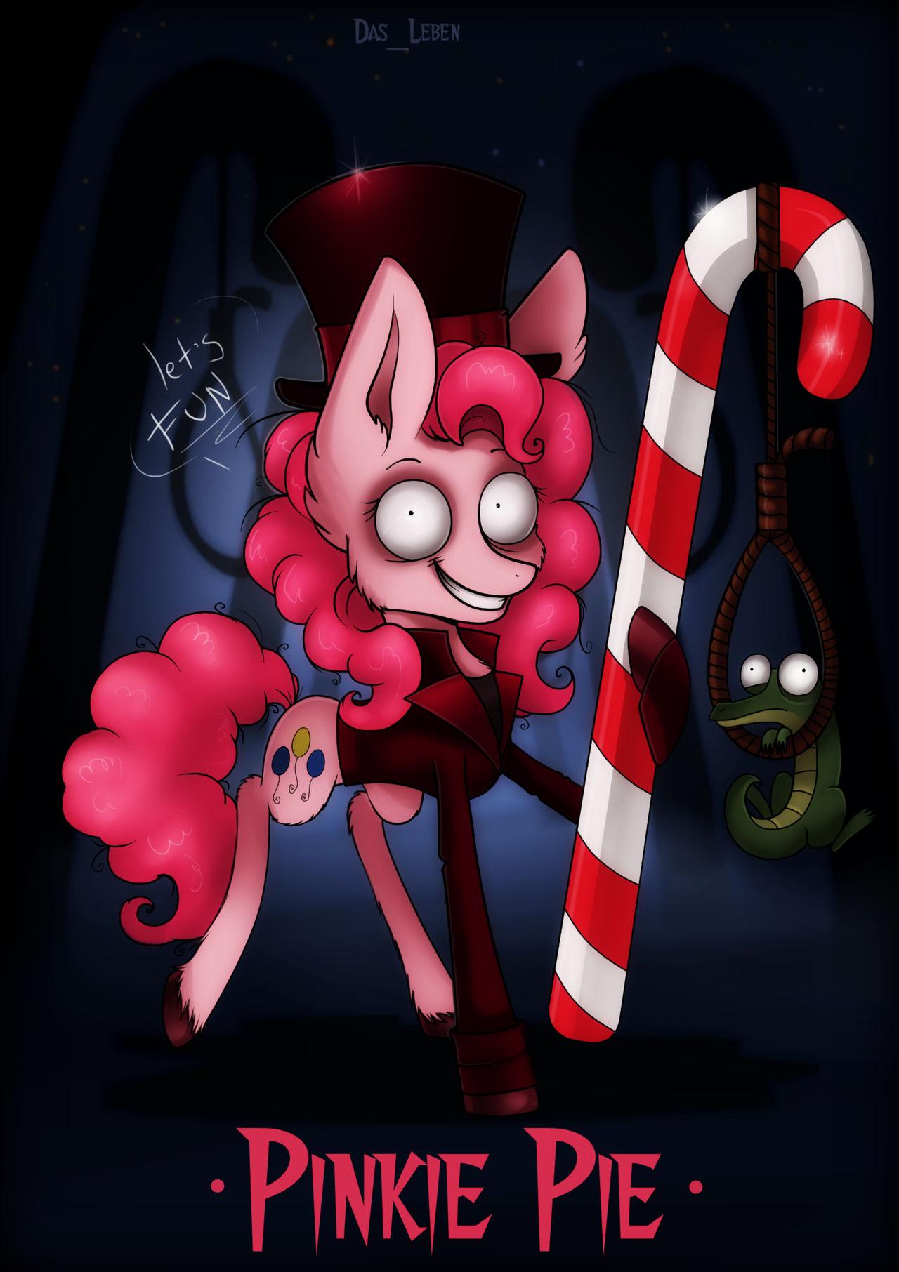 Pinkie Pie by Burton style by Das-Leben