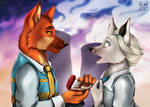 Will you marry me? by Das-Leben