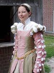 16th century french dress 1 by DeredereGalbraith