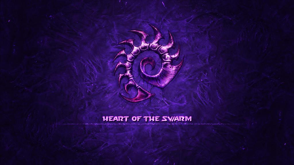 Starcraft 2 heart of the swarm zerg wallpaper by - Zerg wallpaper ...