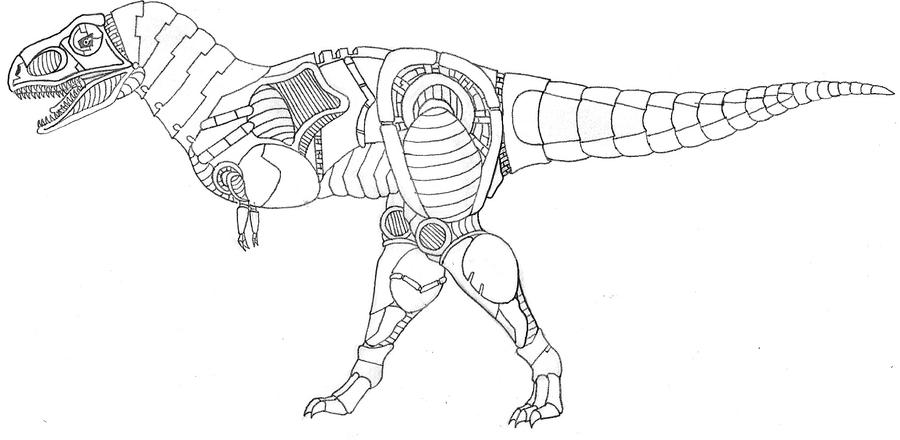 Transformers 4 grimlock coloring coloring pages for Grimlock coloring page