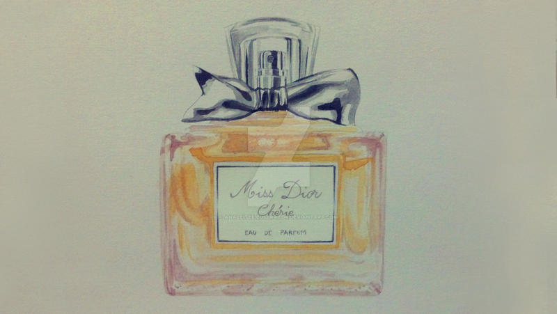 Miss Dior Cherie by bk-anya
