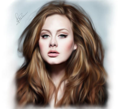 Adele by XxBeckyxXP