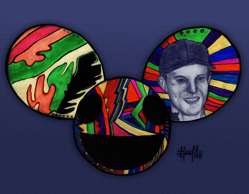 Deadmau5 by marvincastillo