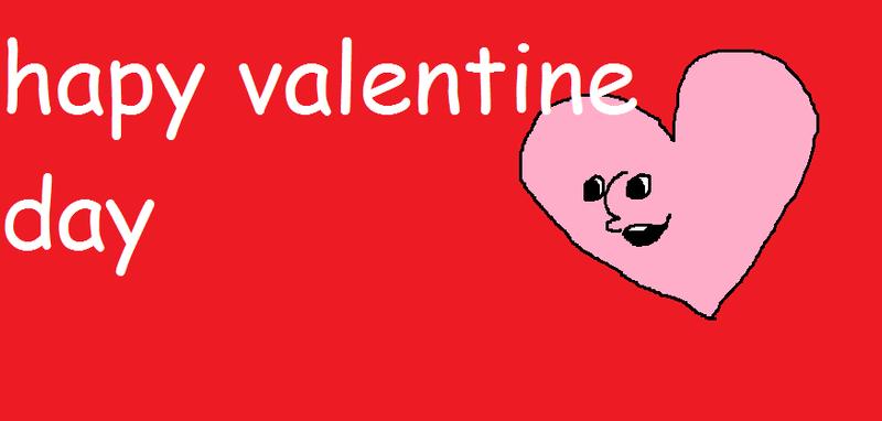 happy valentine day special friends by Skookz