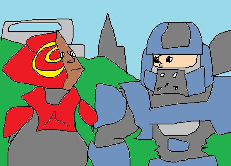 Skookz and Poob Play Halo by Skookz