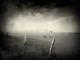 the end of the day by Uomo-nella-Pioggia