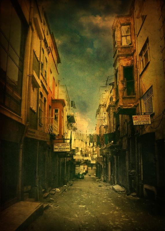 Ahir by Uomo-nella-Pioggia