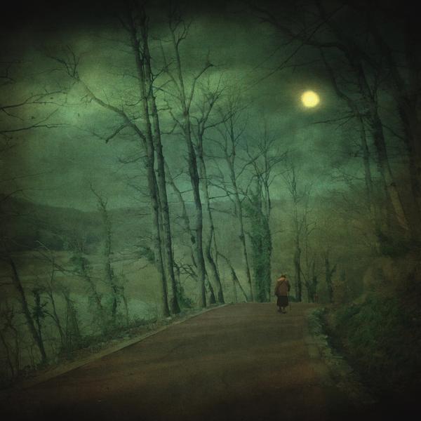 Wanderer by Uomo-nella-Pioggia