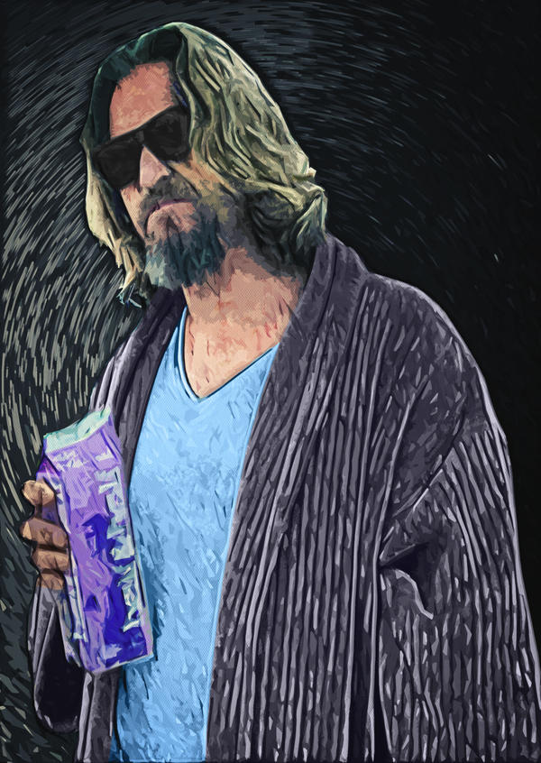 The Dude by Uomo-nella-Pioggia