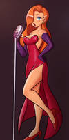 Jessica Rabbit by Povy