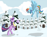 TwiDash in the Snow